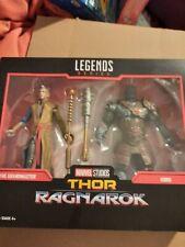 Marvel Comics Marvel Legends Grandmaster and Korg Thor Ragnarok series set