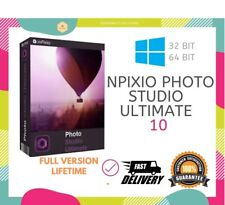 InPixio Photo Studio 10.04 Ultimate 🔥(2020) Lifetime License Key✅ Fast Delivery