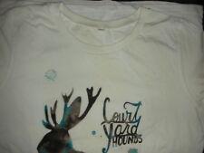 Court Yard Hounds - LARGE Ladies - T Shirt