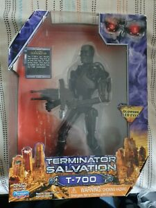Terminator T700 Figure Light Up LED Rare