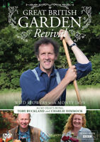 Great British Garden Revival: Wild Flowers With Monty Don DVD (2015) Monty Don