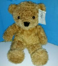 Beverly Hills Teddy Bear Co Plush Brown Bear 14""