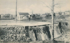 Middletown NY * Mill Pond & Electric Light Plant 1907 * Orange Co.