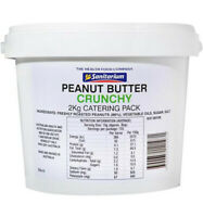 Sanitarium Health Food Company Peanut Butter Crunchy 2kg