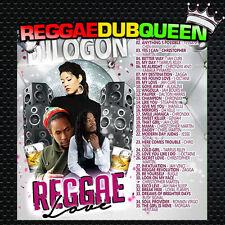 DJ Logon - Reggae Love Mixtape. Lovers Rock Mix CD.