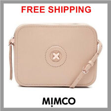 Mimco Supernatural Daydream HIP Hand Bag Leather Handbag Pancake Crossbody