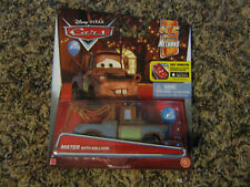 DISNEY CARS MATER WITH BALLOON  #95 RETURNS SERIES