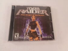 Lara Croft Tomb Raider The Angel of Darkness PC 2003 Jewel Case 2 Discs