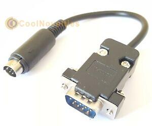 COMMODORE C16 / PLUS 4 / C116 TO AMIGA OR ATARI JOYSTICK ADAPTER CABLE
