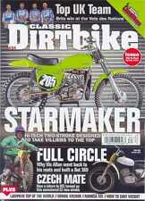 CLASSIC DIRT BIKE-No.34-(NEW COPY) *Post included to UK/Europe/USA/Canada