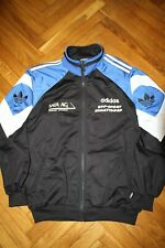 Adidas Rare Originals 90s Vintage Mens Tracksuit Top Jacket