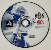NCAA Football 98 (Sony Playstation 1 PS1) - Disc Only, Tested