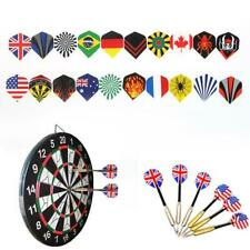 60Pcs/lot Dart Flights in 20 Kinds of Patterns Nice Darts Flight Professional