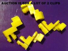 Toyota & Lexus Door Rod Clips  1983 & UP Yellow Clip Left Side TG-9L