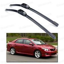 "26"" & 14"" Car Windshield Wiper Blade Bracketless for Toyota Corolla 2007-2013"