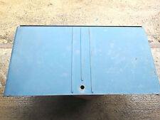Boot lid (Blue) for Citroen 2cv. 1440+Citroen parts in Ebay shop