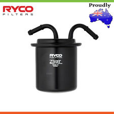 New * Ryco * Fuel Filter For SUBARU FORESTER SG5 2L 4Cyl 2/2005 -12/2007