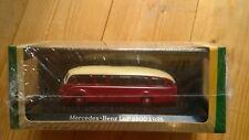 Mercedes LoP 3500 Bus 1935 Modellauto Atlas Collection 1:72 OVP & Beschreibung