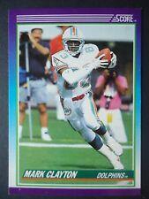 NFL 212 Mark Clayton Miami Dolphins Score 1990