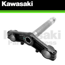 GENUINE KAWASAKI LOWER TRIPLE CLAMP & STEM 2012 - 2017 NINJA 650 44037-0119-18R