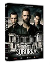 Suburra - La serie - Stagione 2 (3 DVD) - ITALIANO ORIGINALE SIGILLATO -