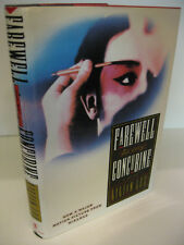 FAREWELL TO MY CONCUBINE by Lilian Lee 1st US Edition/1st Printing 1993 NF/NF