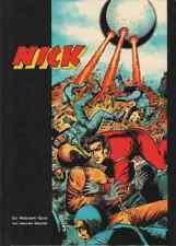 Nick, Ein Weltraum-Epos von Hansrudi Wäscher, Nr. 9 (1984), Hardcover-Comic