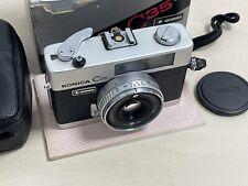 Konica C35 Camera Boxed