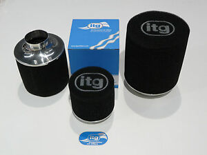 ITG Maxogen Conical / Cylindrical Air Filter 124mm ID / 127mm OD Neck (JC60/124)