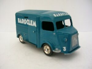 "Dinky toys CITROEN HY 1200 Kg ""BAROCLEM"" n° 561 HC de 1964 Made in France"