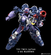 Transformers TFC toy S-02 Satan Mammon will in Stock