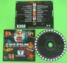 CD Compilation HITS ON FILM 2002 Pink Britney Spears Elton John no mc (C49)