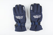 Sochi 2014 Winter Olympics Volunteer Staff Uniform Insulated Gloves Bosco S M