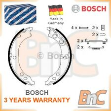BOSCH PARKING BRAKE SHOE SET FOR FIAT PEUGEOT CITROEN OEM 0986487712 4241N0