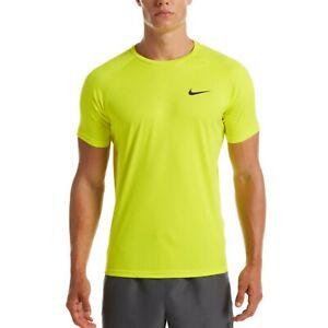 *NEW - NIKE Men's Logo Dri-FIT Hydroguard Short Sleeve T-Shirt : S - XXL