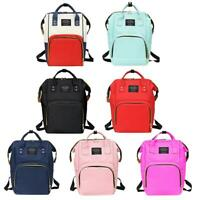 Mummy Backpack Maternity Handbag Nappy Diaper Bag Large Capacity Baby Bag Travel