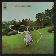 TREES: On The Shore LP (Netherlands, a few small cover creases, slight laminat