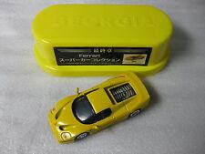 Ferrari F50 1995 Yellow Mattel 1:72 Scale Diecast Model Car Lawson