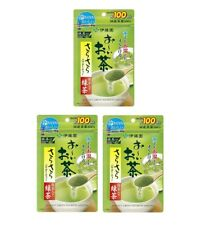 ITOEN Oi Ocha Matcha blended Japanese green tea 80g (100 cups) ×3 set