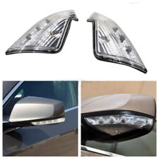 A Pair View Mirror Turn Signal Light Lamp Fit For Buick Lacrosse 10-16