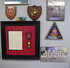 NAS  OCEANA Recognition/Award Wall Plaque, Created from NAS patch