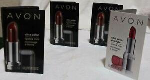 Avon Ultra Color LIPSTICK MINI u select WOMEN/JUNIORS $2.50 ea./Combine Ship.