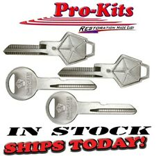 New OE Style Key Blanks with  Pentastar Dodge Plymouth Chrysler & Trucks