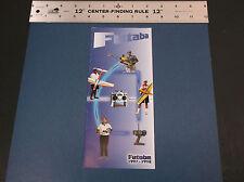VINTAGE 1997-1998  FUTABA R/C RADIOS SYSTEMS BROCHURE    *VG-COND*