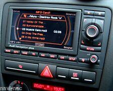 AUDI Navigation plus rns-e radio a3 DVD GPS 8p0 035 192 q mp3 sds MMI Navi GPS