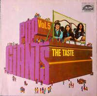The Taste* - Pop Giants, Vol. 5 (LP, Comp) Vinyl Schallplatte 147293