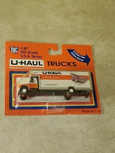 IHC 1/87 Scale U-haul Truck Ohio #1-35 NEW