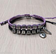 Keylock Handmade Lovers Bracelet Weirdo Bracelet Personalize Anniversary Jewelry