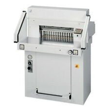 MBM Triumph 5551-06 EP 21-1/2 inch Hydraulic Fully Automatic Paper Cutter