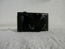 Sony Cyber-shot DSC-HX99 CMOS Sensor Compact Digital Camera - Black